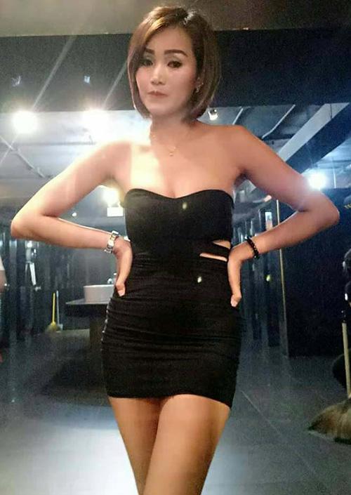 Annie's Bangkok model